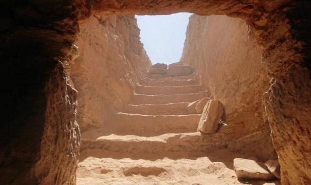 Egitto: scoperta una città dei morti utilizzata per dieci secoli