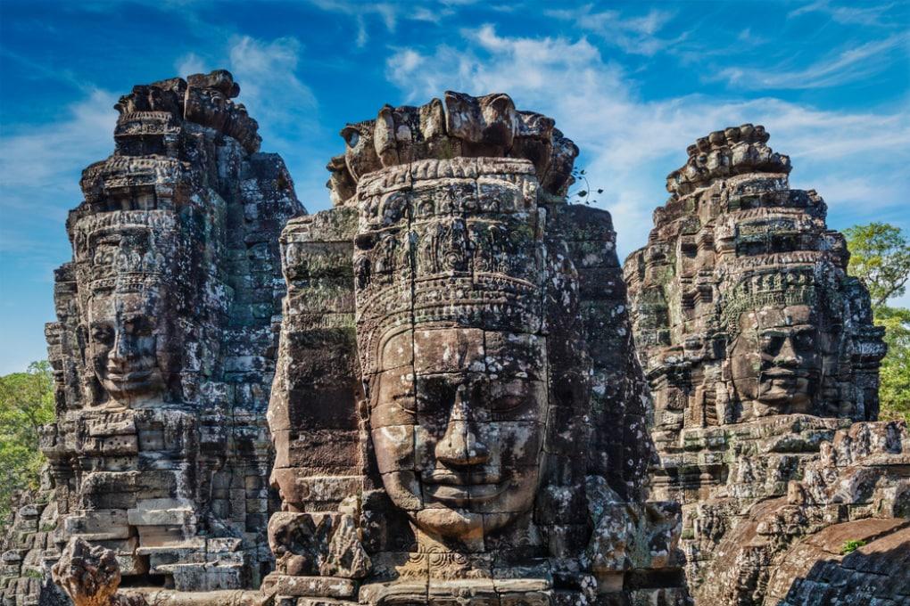 La fine (graduale) di Angkor