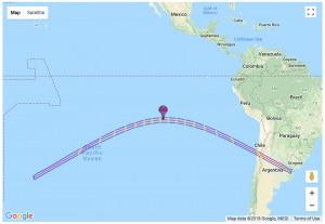 2 luglio 2019, eclissi totale di Sole, eclissi di Sole