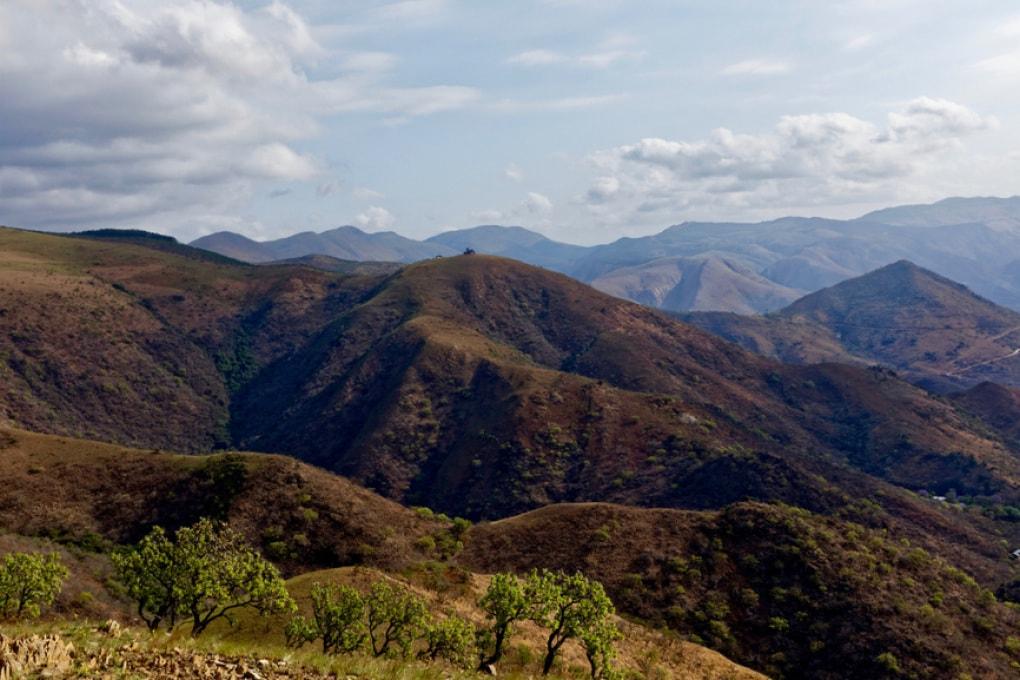 Materiale organico extraterrestre tra le montagne del Sudafrica