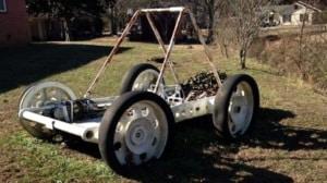 prototipo rover lunare