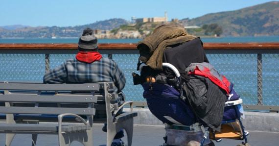 San Francisco, senzatetto, homeless, welfare