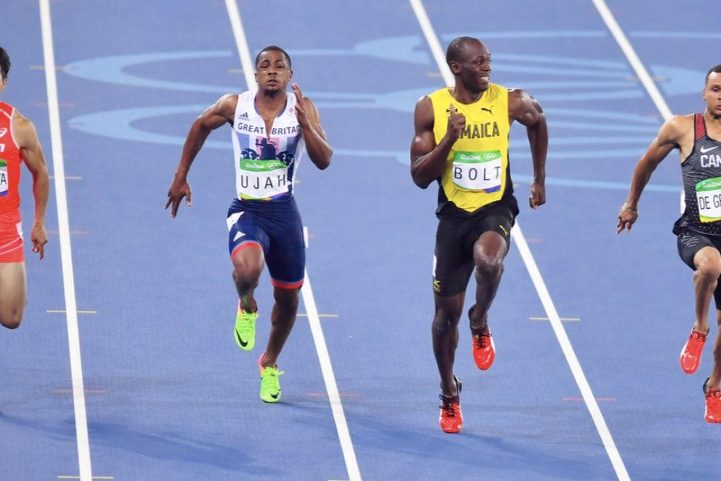 Perché Usain Bolt è così veloce?