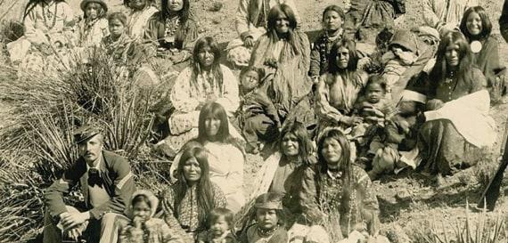 Nativi americani - Le guerre indiane