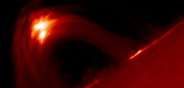 Il campo magnetico del Sole è dieci volte più intenso di quel che si pensava