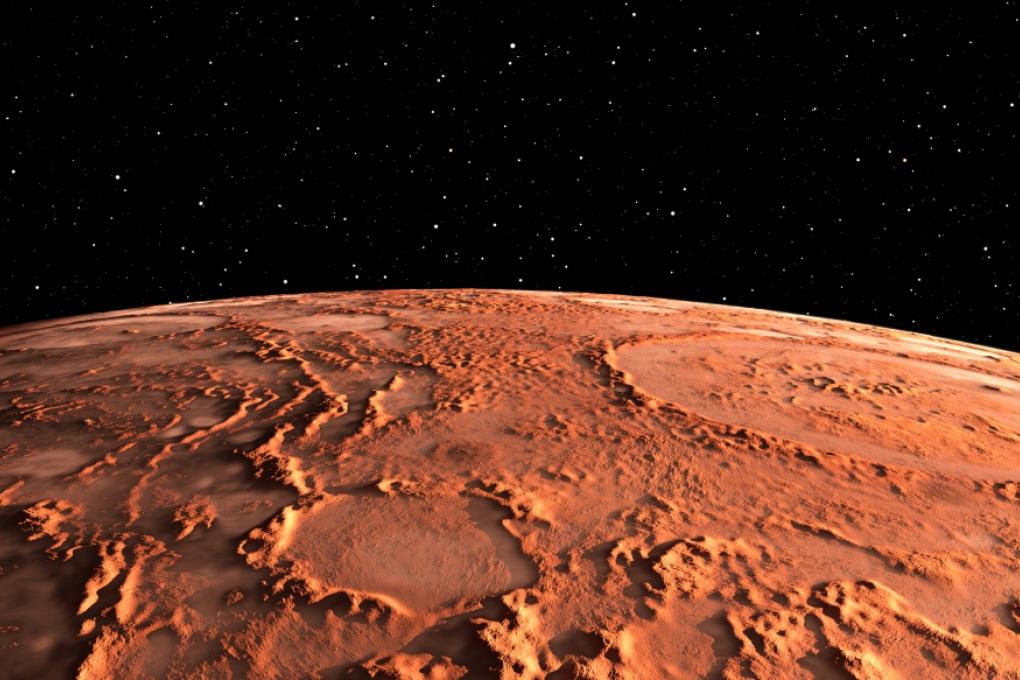 La superficie di Marte è velenosa?
