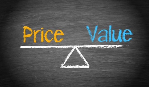 La qualità di un prodotto dipende dal suo prezzo?