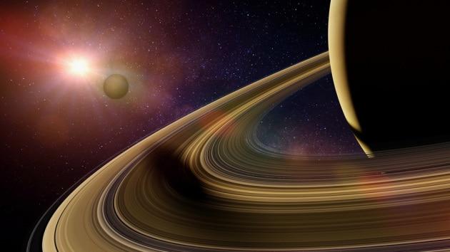 Con 82 lune Saturno batte il record di Giove