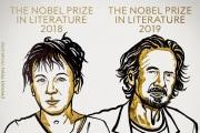 Il doppio Nobel per la Letteratura del 2019