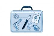 Controllo bagagli con sorpresa: ecco le cose più assurde trovate in valigia