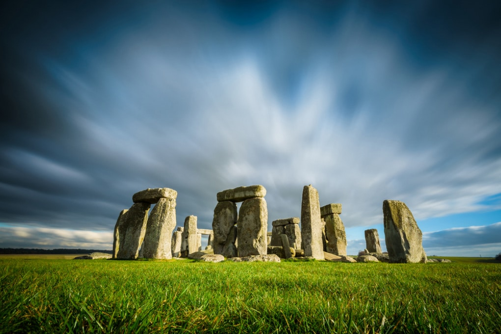 I banchetti preistorici a Stonehenge