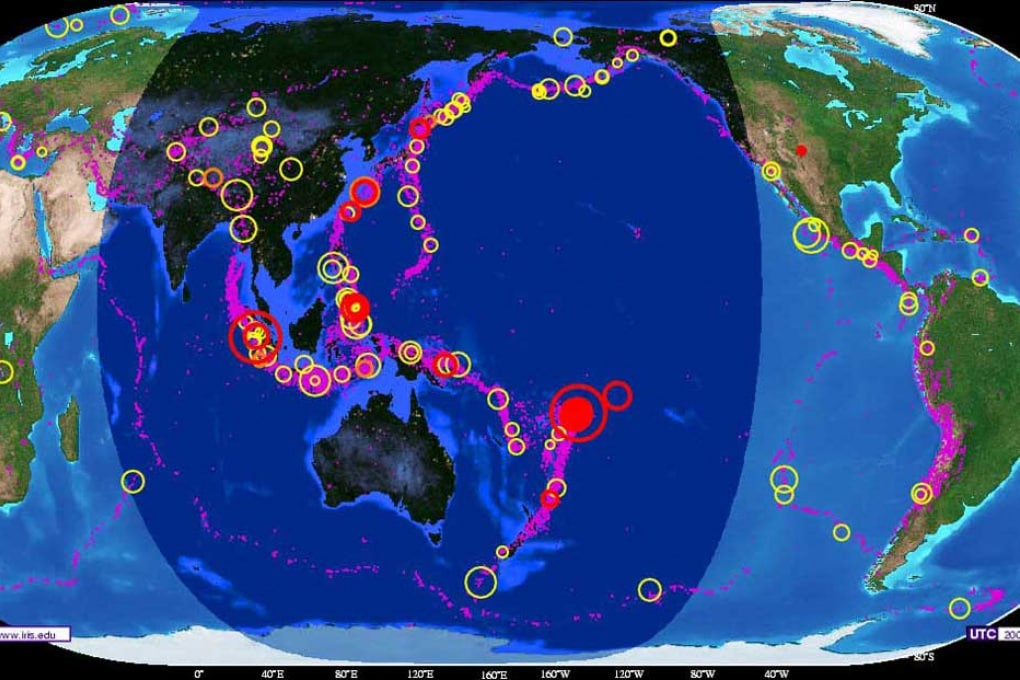 Australia: terremoti in comunicazione