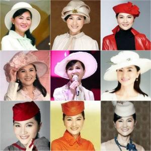 Fong Fei-Fei e i suoi cappelli