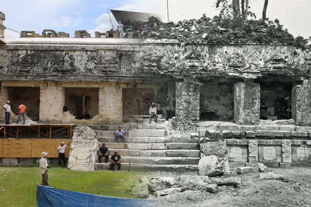 La nuova vita dei capolavori dei Maya