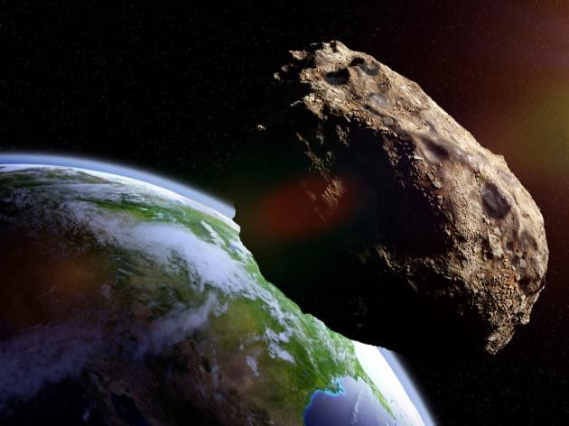 Asteroidi: una simulazione globale di collisione