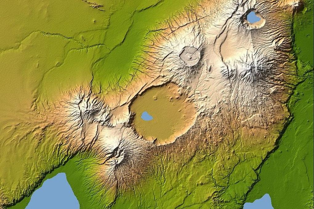 La più grande caldera al mondo scoperta nel Mar delle Filippine