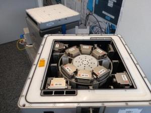 Kit bioestrazione, ISS.