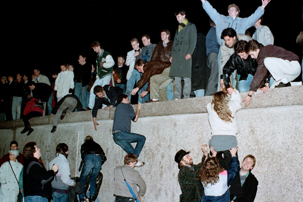 La caduta del Muro di Berlino: caduta di un simbolo