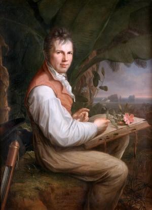Esploratori e scienziati: Alexander von Humboldt