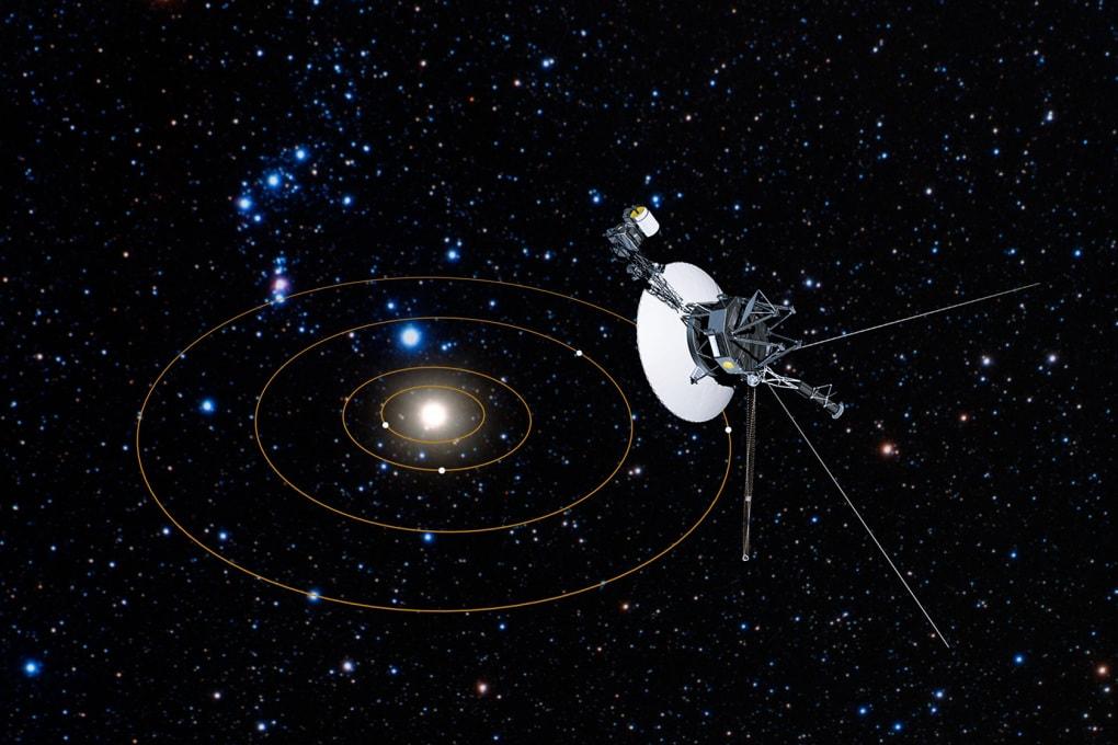Le sonde Voyager, il Sistema Solare e i raggi cosmici