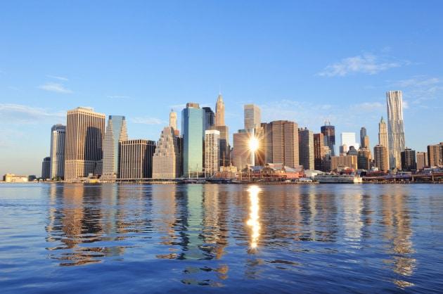 Cambiamenti climatici: per salvare Manhattan, allunghiamola!