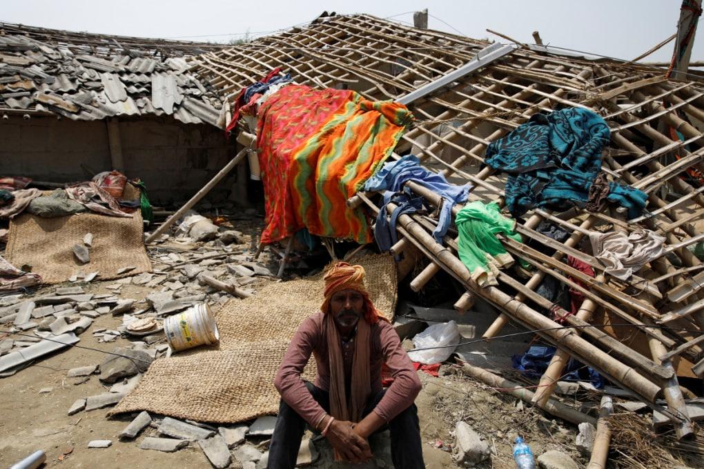 Il Nepal colpito dal suo primo tornado