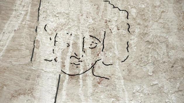 Una delle più antiche raffigurazioni del volto di Cristo