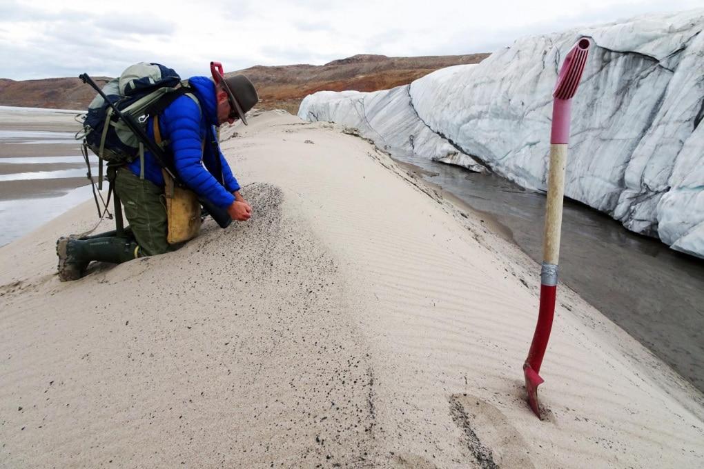 Sotto i ghiacci della Groenlandia c'è un cratere meteoritico più grande di Parigi