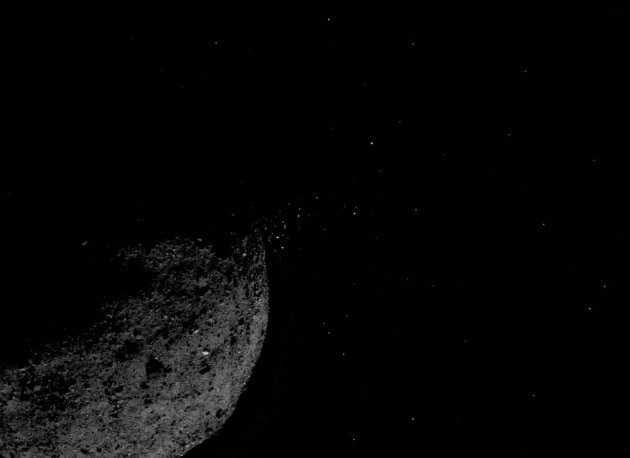 Notizie da un asteroide..