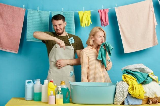 Quanto spesso dobbiamo lavare gli abiti?