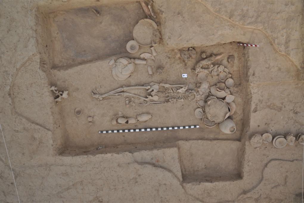 Sequenziato il DNA di un antico abitante della Valle dell'Indo
