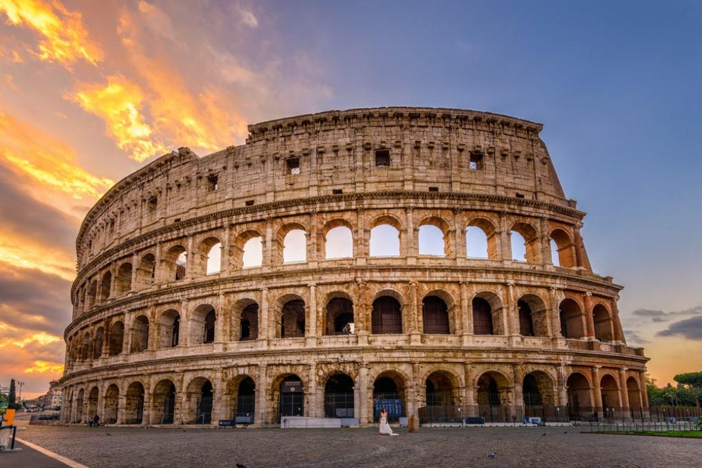 Roma, crocevia di popoli