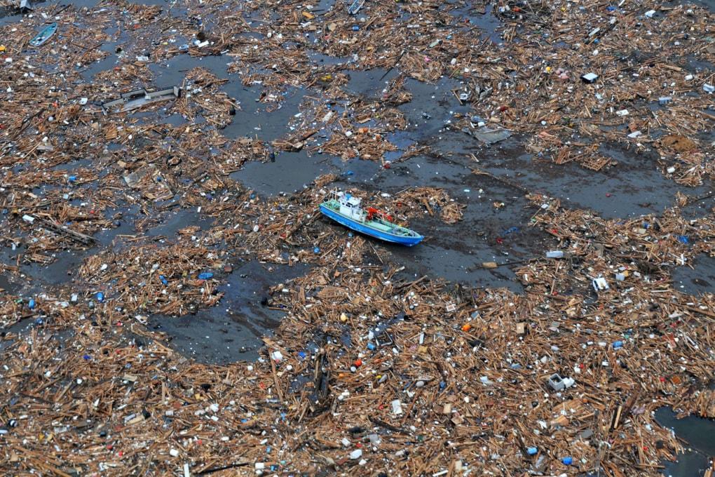 Mediterraneo, zuppa di plastica
