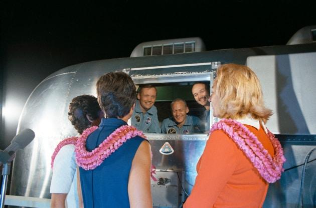 Apollo 11: perché gli astronauti a fine missione furono tenuti in quarantena?