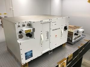 ISS, Stazione spaziale internazionale, CAL (Cold Atom Laboratory), zero assoluto