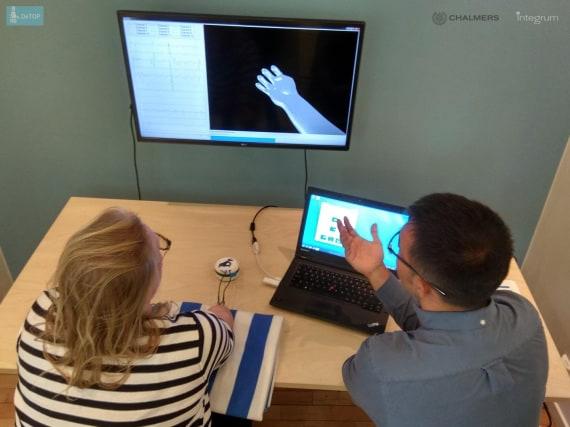 mano robotica, protesi, progetto detop, neuroscienze, propriocezione, cervello