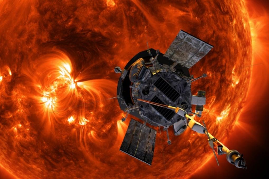 La Parker Solar Probe è l'oggetto umano più vicino al Sole