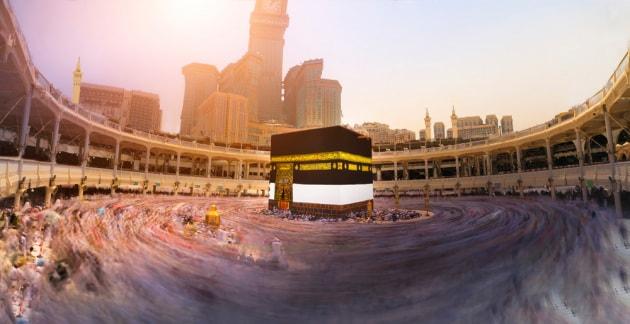 In diretta dalla Mecca