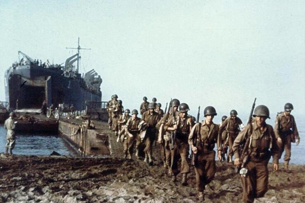 Operazione Avalanche: lo sbarco alleato a Salerno del 1943
