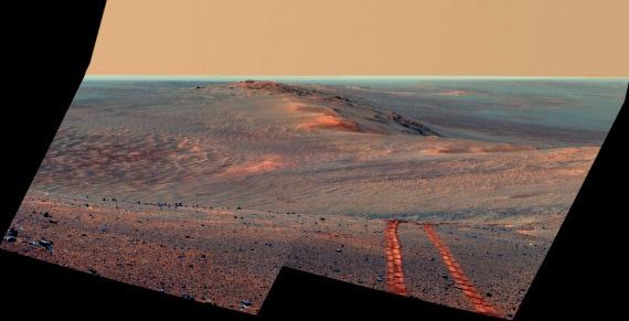Nasa, rover Opportunity, Marte, Pianeta Rosso