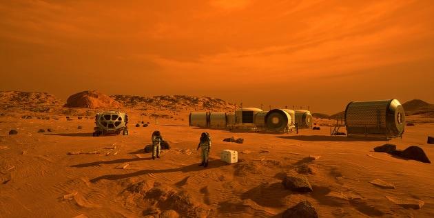 I primi coloni di Marte dovrebbero essere uomini o batteri?