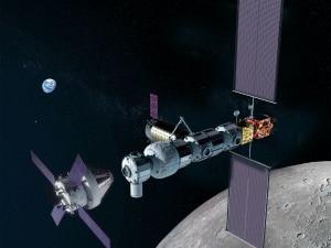 Sistema Solare, Gateway, Deep Space Gateway, colonizzazione della Luna, stazione spaziale lunare