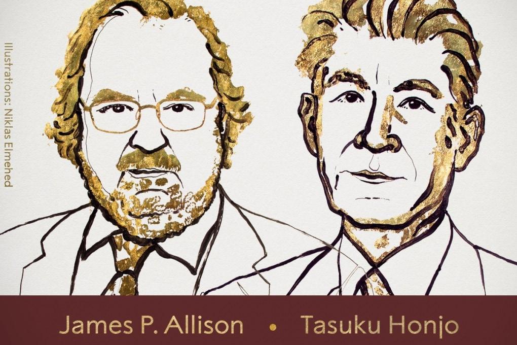 Nobel per la Medicina 2018 a James Hallison e Tasuku Honjo