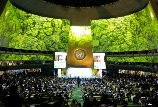 Vertice ONU sul clima: molte parole e qualche promessa (ma non da chi inquina di più)