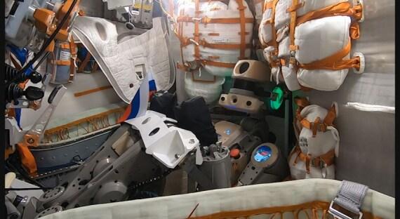 FEDOR, il robot vagamente antropomorfo di Roscosmos