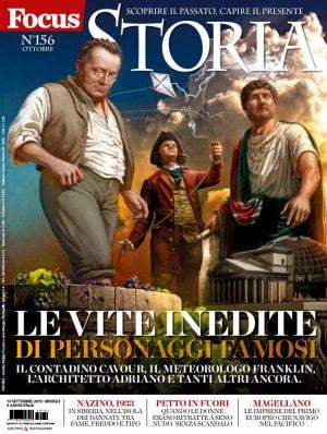 Focus Storia 156