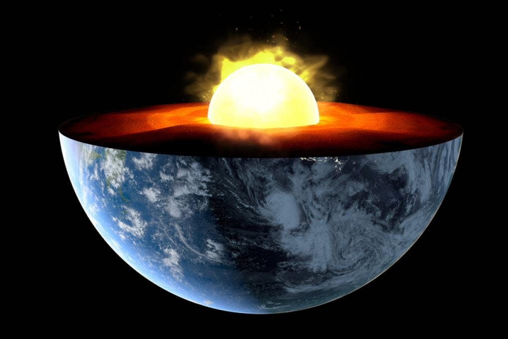 Il nucleo della Terra divenne solido molto più tardi di quanto credessimo