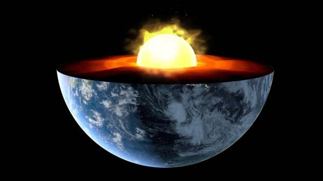 La Terra? È quasi un Sole, giusto un po' più solido