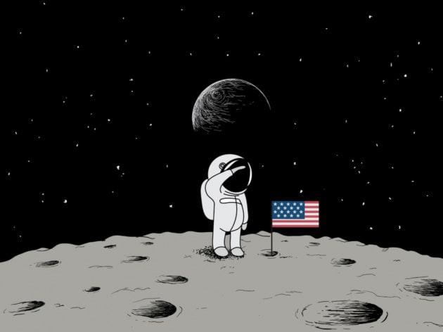 Gli Usa e la Nasa promettono di riportare l'uomo sulla Luna entro il 2024