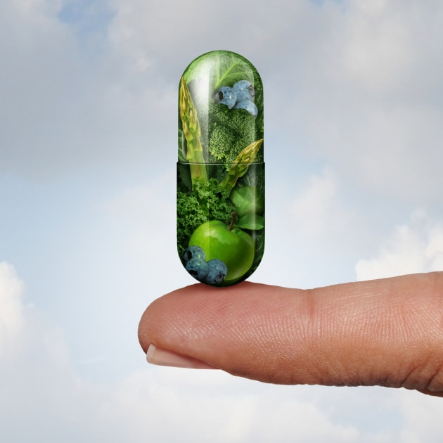 Piante: sono la cura per 4 miliardi di persone